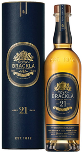 Royal Brackla Scotch Single Malt 21 Year...